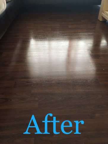 Life Hack 1 Make Your Wood Floors Shine A Collection